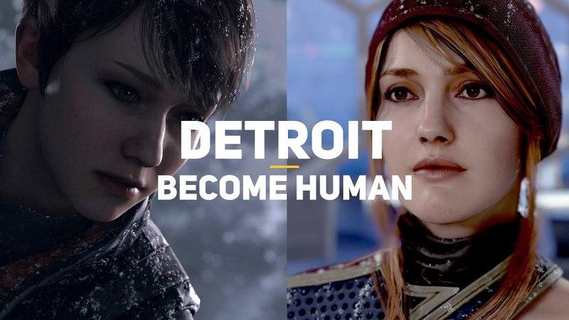 Плохие люди и хорошие роботы. Как нам Detroit: Become Human?