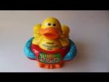 Видео обзоры игрушек - Утка для купания, VTech
