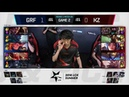 KZ vs. GRF - Игра 2 Неделя 3 | LCK Summer 2018 Split