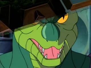 Человек-Паук / Spider-Man: 4.10 The Animated Series Король ящеров / The Lizard King