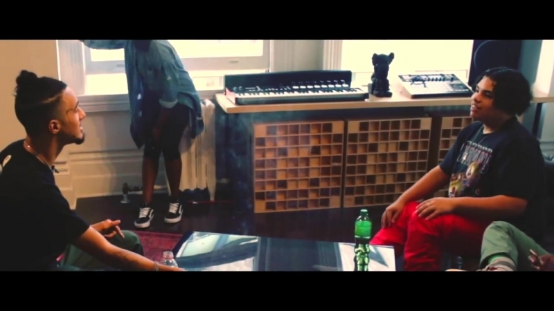 Wifisfuneral Visits his Grandma in the Bronx with HNHH (Boy Who Cried Wolf Mini