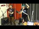 Действуй! - Прыгну со скалы КИШ Cover 29.03.18 Live Своё Радио