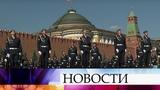 Крылатая пехота страны отмечает профессиональный праздник.