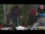 Василий Уткин упал со стула прямо во время эфира