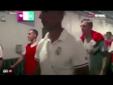 Marco Asensio calling David de Gea