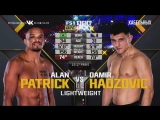 UFC FIGHT NIGHT 125 Alan Patrick vs. Damir Hadžović