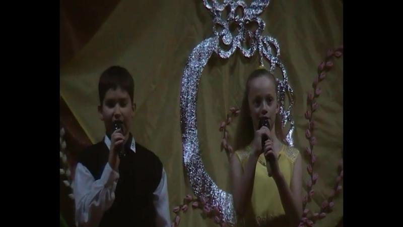 Митрошенко Данил и Румянцева Кристина