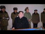 В Сети появились фотографии запуска ракеты КНДР