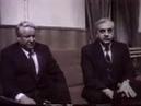 1991 год. Звиад Гамсахурдия и Борис Ельцин. Казбеги. Zviad Gamsakhurdia Boris Yeltsin Kazbegi