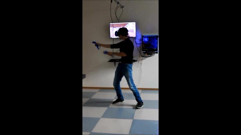 Игра в Aeon VR