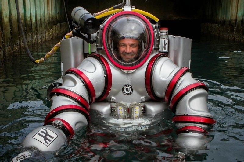 Сверхглубокие погружения: может ли человек жить на глубине 700 м?