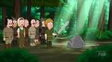 Family Guy - King Arthur