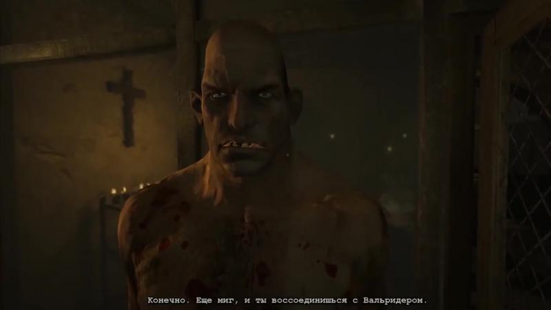 [Again in Game] Outlast Объяснение концовки и сюжетной линии