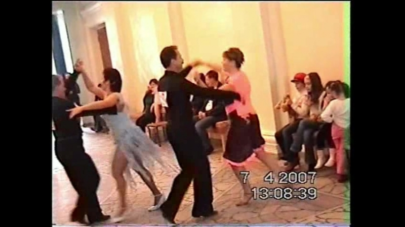 2007-04-07 Школа танцев для взрослых Клубный турнир