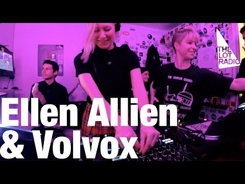 Ellen Allien Volvox @ The Lot Radio (Dec 8, 2017)