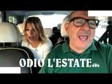 EMMA MARRONE.IL VIDEO VIRALE CHE CANTA COL TASSISTA ESTATE