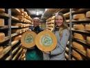 Дегустация сыра Фонтина и колбас в Валле д'Аосте