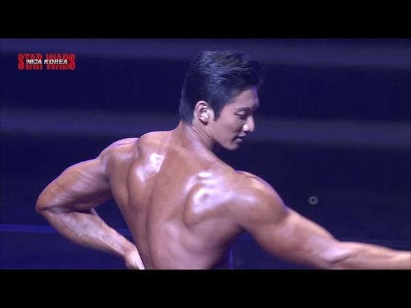 대한민국 최고의 완벽한 비율! 니카 코리아 스타워즈 ROUND1 핏모델 선수 Top20 (NICA KOREA_STAR WAR