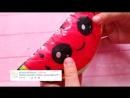 Сквиши из бумаги от Афинки DIY - Антистресс игрушки своими руками- Проверка рецептов