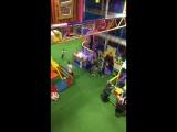 Live: Хлоп Топ в ТЦ Капитолий. Детский праздник СПб