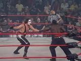 #My1 TNA No Surrender 07 - Team Pacman (Pacman Jones &amp Ron Killings) vs Kurt Angle &amp Sting (TNA World Tag Team Title)