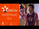 Warface Open Cup XII: интервью с Treiz (YoungStars).
