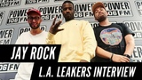 Jay Rock It is the Album of the Year, Jay-Z Collab, OSOM &amp J. Cole