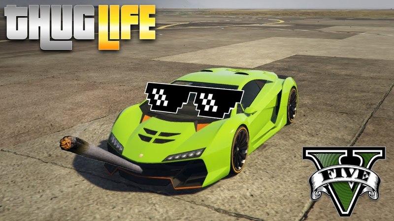 ТОП 100 - GTA 5 Thug Life - Смешные моменты, неожиданные победы и фэйлы ГТА 5