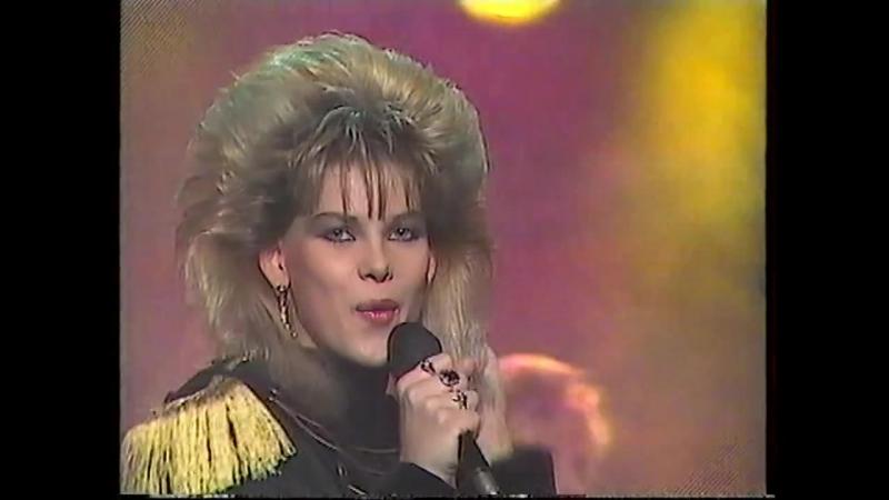 C.C. Catch - Heartbreak Hotel (TVE, Tocata, 04.02.1987)
