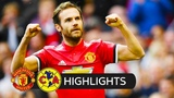 Manchester United vs Club America 1-1 All Goals &amp Extended Highlights - 20072018