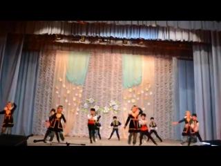 Ансамбль крымскотатарского танца Мерджан Муниципального бюджетного образовател (1)