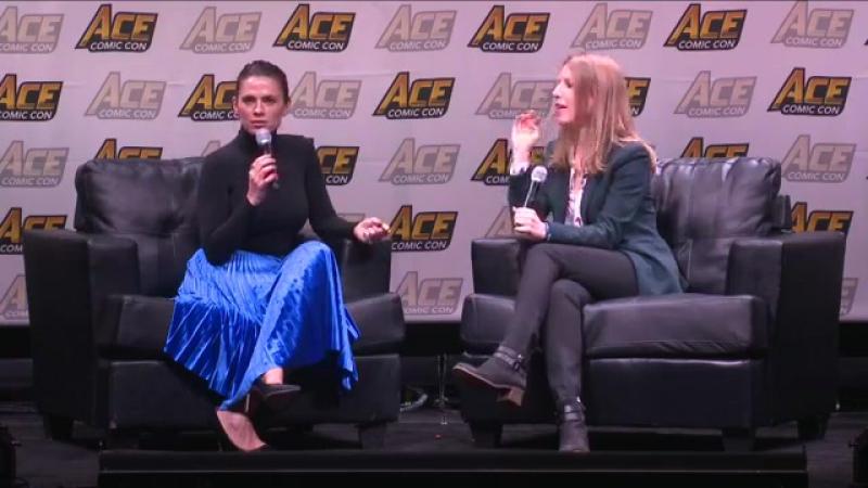 Агент Картер Ace Comic con