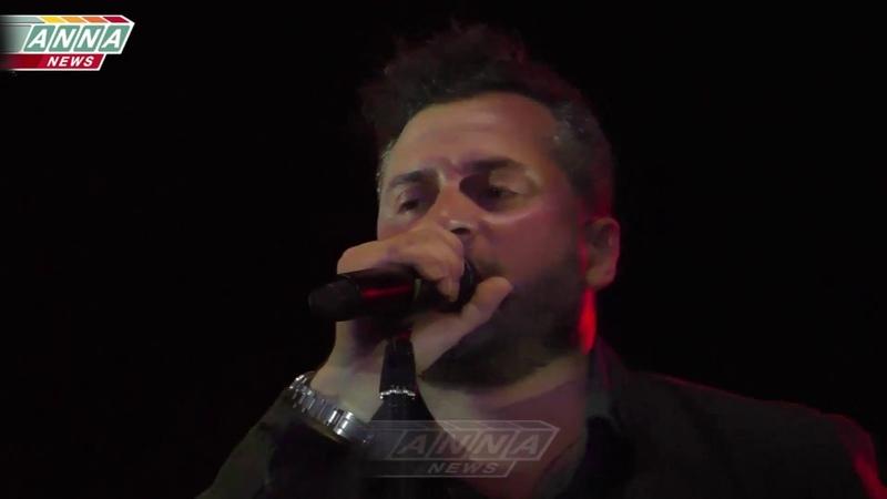 Жасмин, Иракли и Бородин выступили на концерте в Луганске