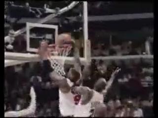 Michael Jordan, Scottie Pippen, Dennis Rodman