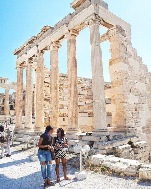 Петербург: авиабилеты в Афины всего за 9600 рублей туда-обратно