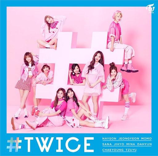 Twice альбом #TWICE