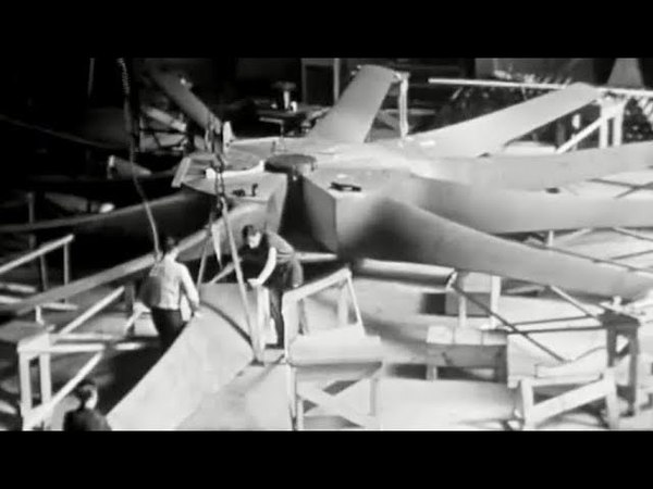 Construction of Wooden Propellers for Wind Tunnels 1941 NACA Langley Research Center