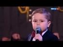 Маленький певец
