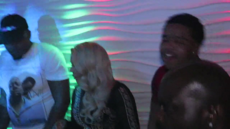 Lil Kim Justin Combs Host Badboy Reunion Tour After Party Baltimore MD 9-4-16
