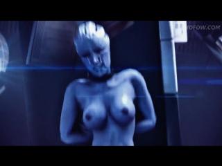 3D [HENTAI] - Mass Effect [Liara Cinematic]