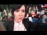 Редактор ОТВ на Пресс-конференции Владимира Путина