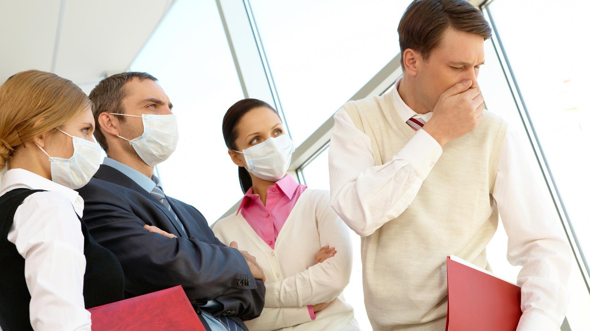Каковы различные типы профилактики инфекционных заболеваний?