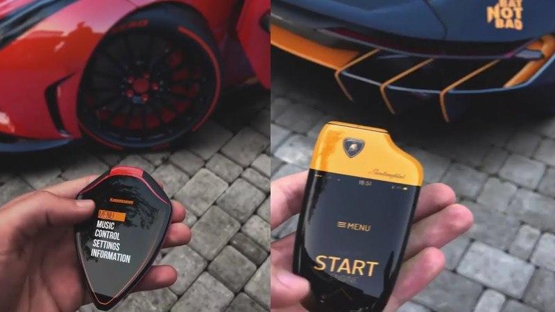 Top 10 coolest Supercar touch Keys | Concept keys of Sports Car