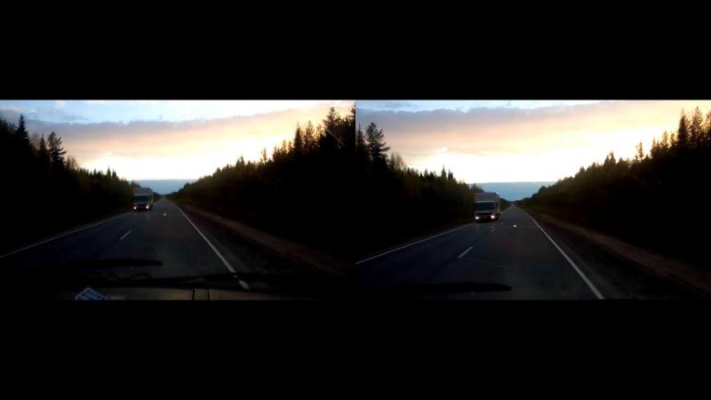 Стабилизатор деформации/Удаление цветового шума. Левое - до, правое - после.
