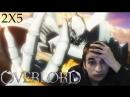 [Ramzi: реакція] Коцит vs 5 кращих людоящерів! Повелитель/Overlord - 2 сезон 5 серія.