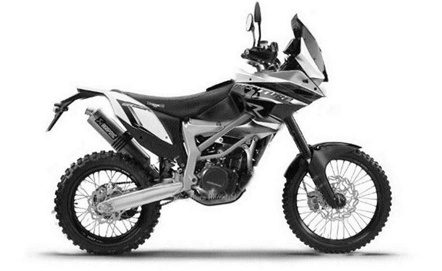 Туристический мотоцикл KTM 390 Adventure представят как модель 2019 года