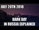 Sun disappears: Day turns to Night in Russia, Arctic Siberia for 3 Hrs- Bible Prophecy is fulfilling