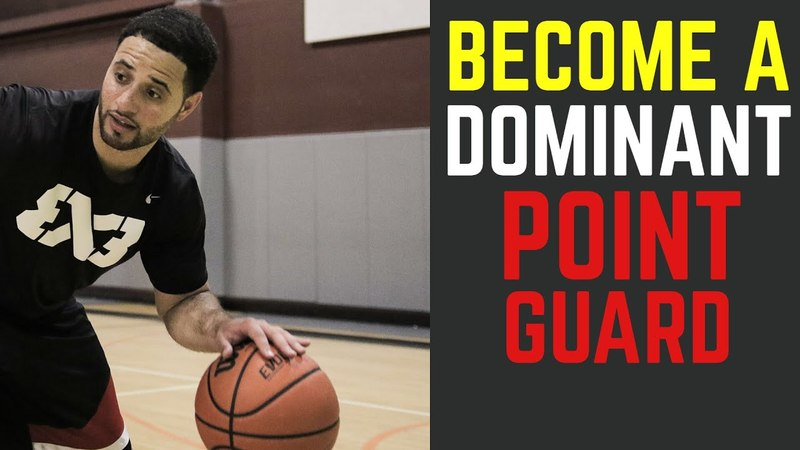 Point Guard Playmaking Scoring Secrets! (POINT GUARD TRAINING)