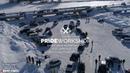Зимний дрифт на заливе/Звук выхлопа 2108/Покрасочная камера начало PW RSF