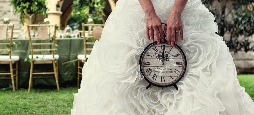 Месяц до свадьбы. Этапы подготовки